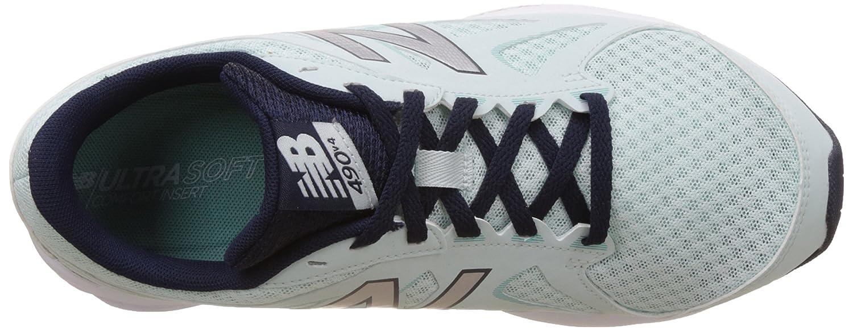 encanto Itaca Sin personal  Droplet/Silver 6 D US New Balance Womens 490v4 Running Shoe
