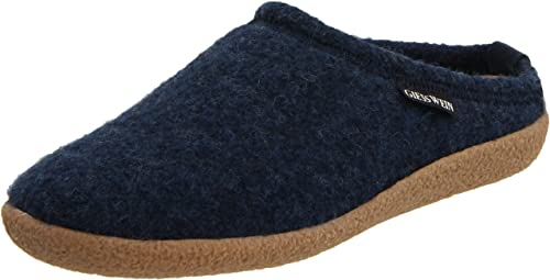 9b3ed2dfc65a3 Giesswein Ladies Felt Mule Slip On Slippers Sandals Clogs Wool Cat Home Dog  Warm