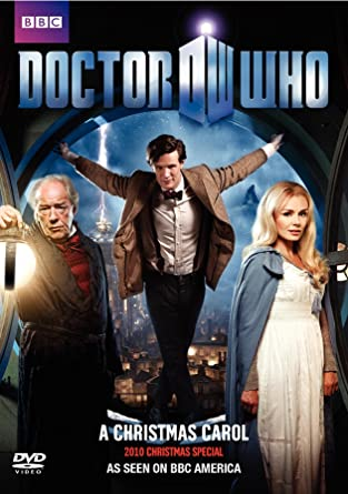 Dr Who Christmas Special.Amazon Com Doctor Who A Christmas Carol Matt Smith