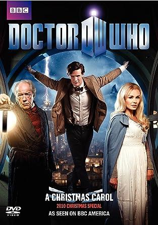Doctor Who Christmas Specials.Amazon Com Doctor Who A Christmas Carol Matt Smith