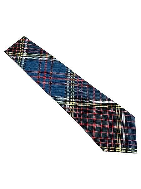TARTAN TWEEDS Corbata de cuello de tartán para hombre, disponible ...