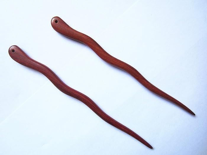 Top 10 Apple Wood Hair Stick