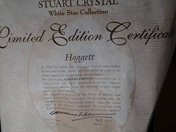 stuart crystal history