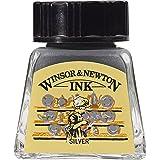 Winsor & Newton Drawing Ink Bottle, 14 ml - Silver