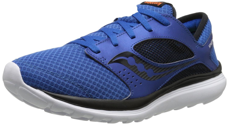 Saucony Kineta Relay, Zapatillas de Deporte para Hombre 44.5 EU|Azul Real Y Negro