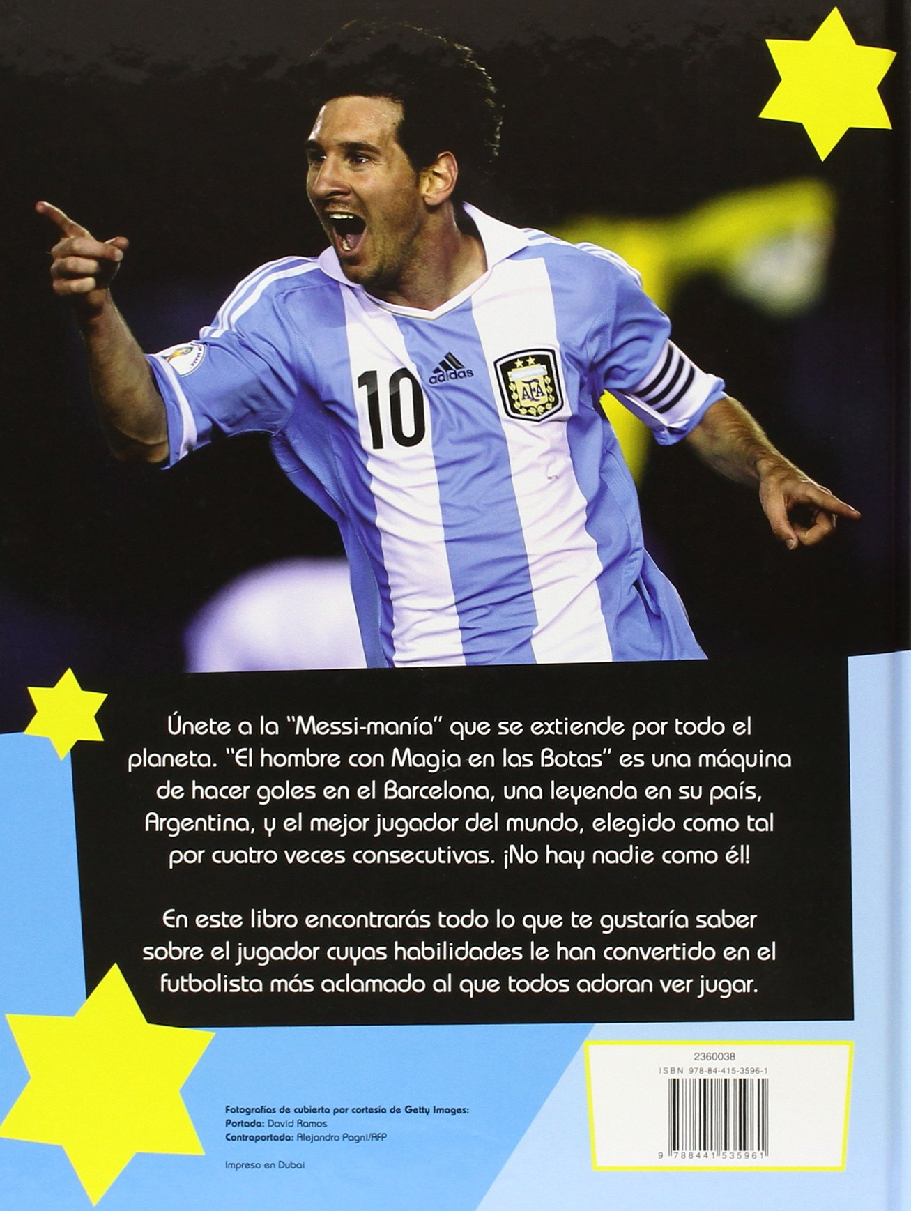 Lionel Messi: El libro definitivo para los fans Libros Singulares: Amazon.es: Mike Perez: Libros