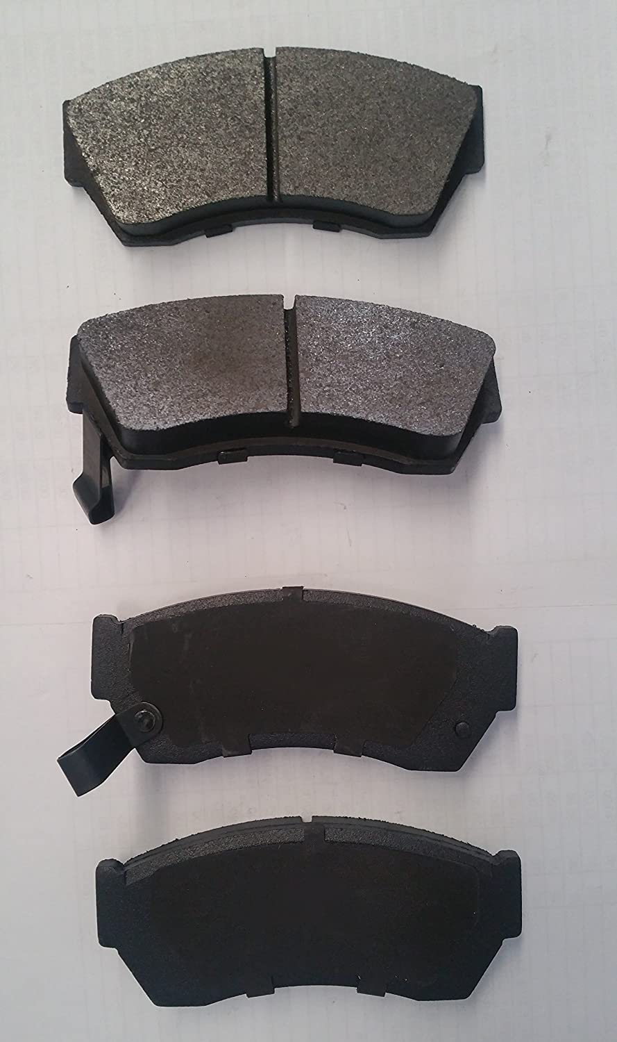 PROFORCE SMD451 Semi Metallic Disc Brake Pads Set Both Left and Right Front