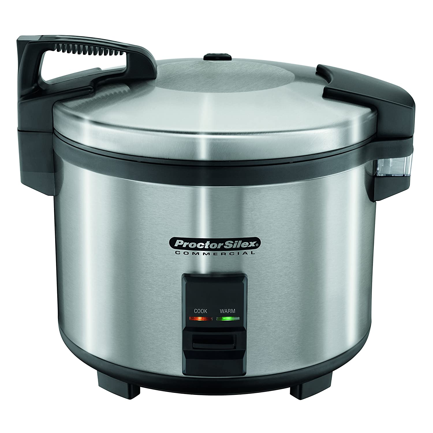 Amazon.com: Proctor Silex Commercial 37560R Rice Cooker/Warmer, 60 ...