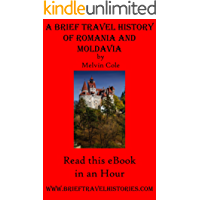 A Brief Travel History of Romania and Moldovia