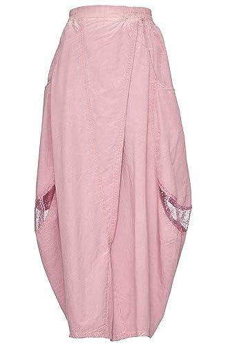 KEKOO - Pantalón - para mujer rosa Rose