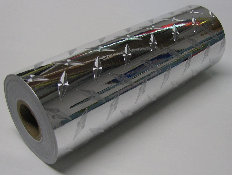 Diamond Plate Wall Border, 8 Inch X 60 Feet Vinyl with Adhesive ...