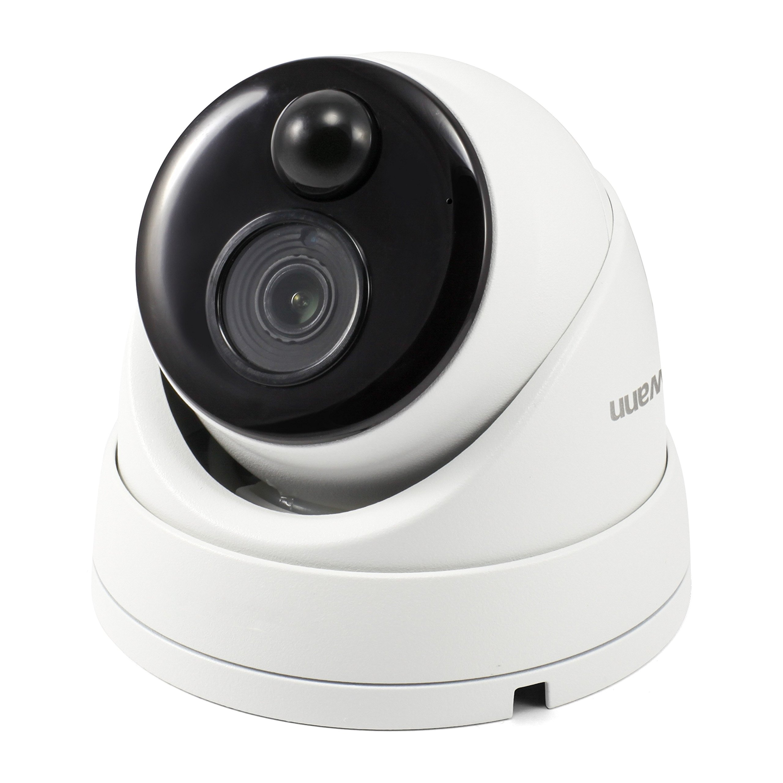 Swann 5MP Dome NVR Security Camera with Heat & Motion Sensing + Night Vision by Swann