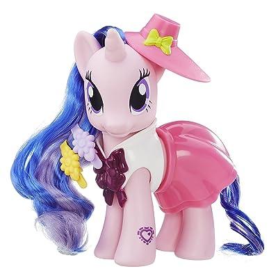 My Little Pony Explore Equestria 6-inch Fashion Style Set Royal Ribbon: Toys & Games