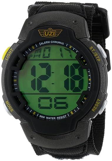 Unbekannt Uzi-89-N - Correa para reloj de hombres (29.28)