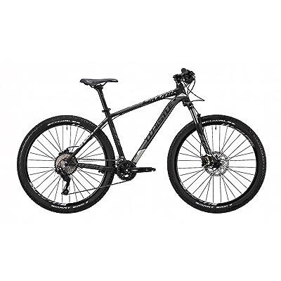 """'Mountain Bike 27.5""""Front/Hardtail Top Load Whistle Miwok 1830, 20vitesses Couleur Anthracite–Noir mat Taille M 18(170cm–180cm)"""