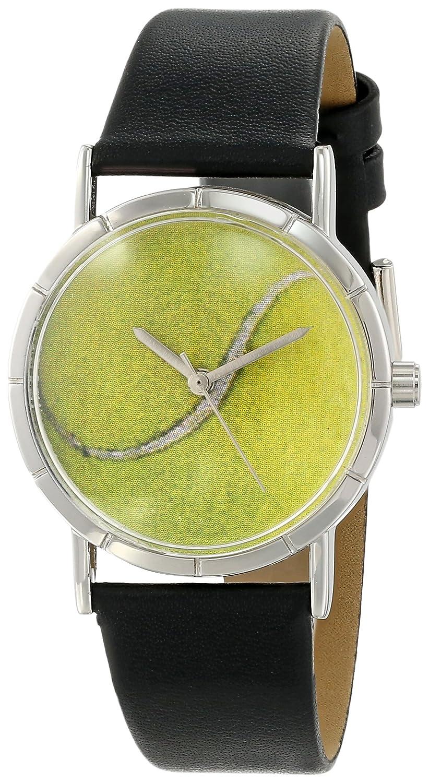 Whimsical Watches R-0840011 - Reloj analógico de cuarzo unisex, correa de cuero