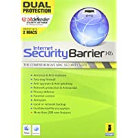 Intego Internet Security X6 Dual Protect 2 User 1 Year