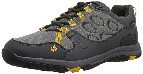 geweldige prijzen temperament schoenen redelijk geprijsd Jack Wolfskin Men's Activate Texapore Low M Hiking Boot