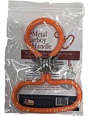 Eagle Brewing FE510 Carboy Handle for Smooth Neck, Orange