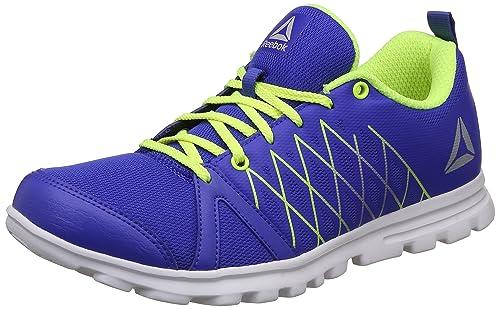 Reebok Men s Pulse Run Xtreme Multicolor Running Shoes-10 UK India (44.5 EU 7953e418b