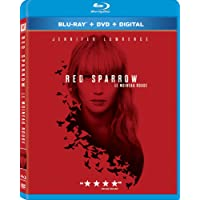Red Sparrow [Blu-ray] (Bilingual)