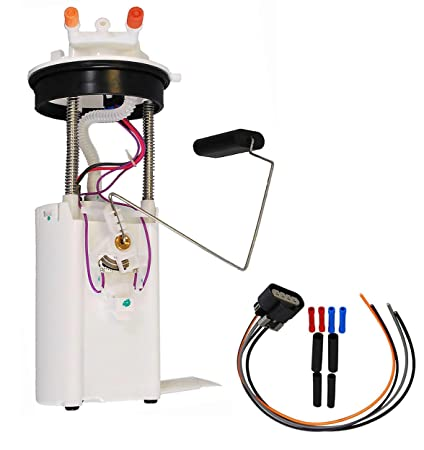 apdty 19179597 fuel pump module & sender sending unit assembly fits 4-door  1998-