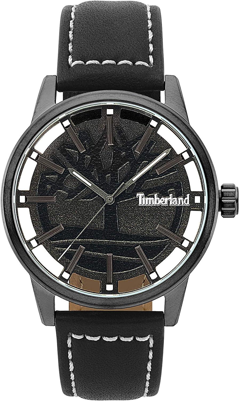 Timberland TBL.15362JSU_02 Reloj de Pulsera para Hombre Nuevo y Original