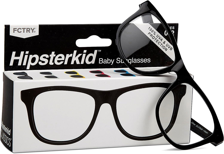 Hipsterkid Baby & Kids Sunglasses for Toddlers, Infants, Newborns, Girls, Boys