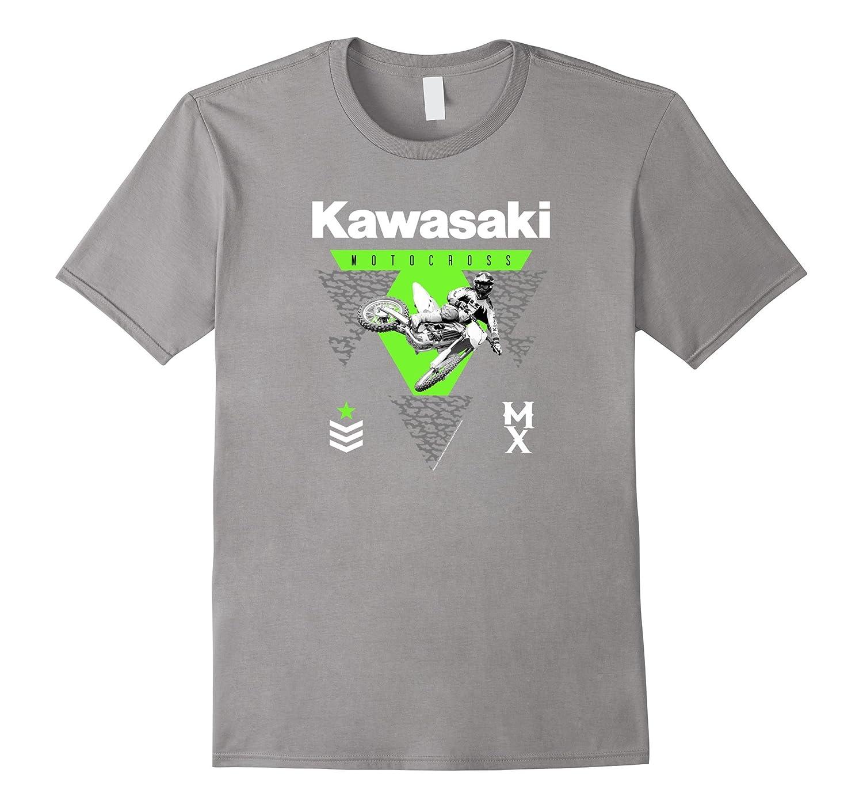 Kawasaki Motocross T-Shirt  Classic Look 27272-RT