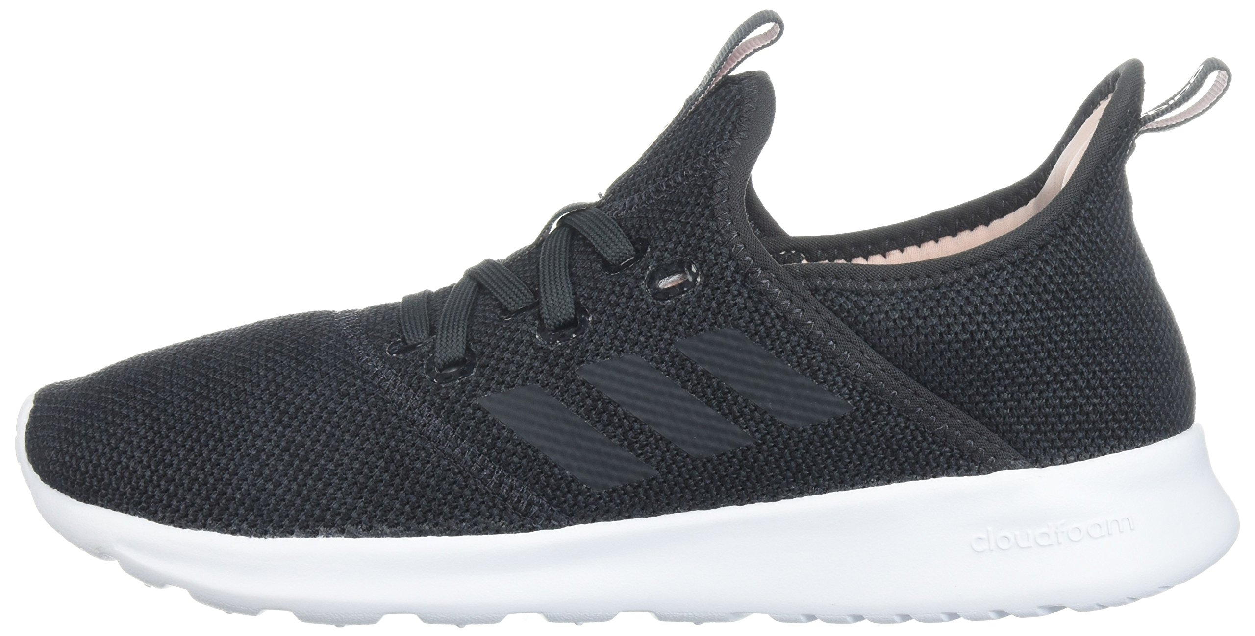 adidas Performance Women's Cloudfoam Pure Running Shoe, Carbon/Carbon, 5 M US by adidas (Image #5)