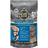 Nature's Recipe Chewy Bites Grain Free Chicken, Sweet Potato & Apple Recipe Dog Treats 100g