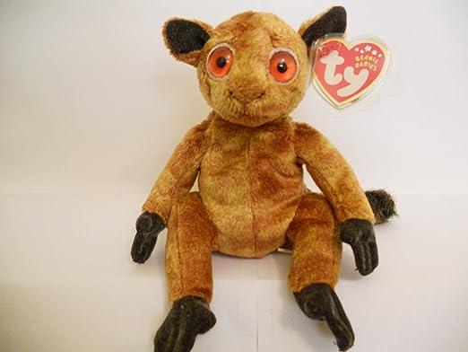 Ty Beanie Baby - Gizmo The Lemur by: Amazon.es: Juguetes y juegos