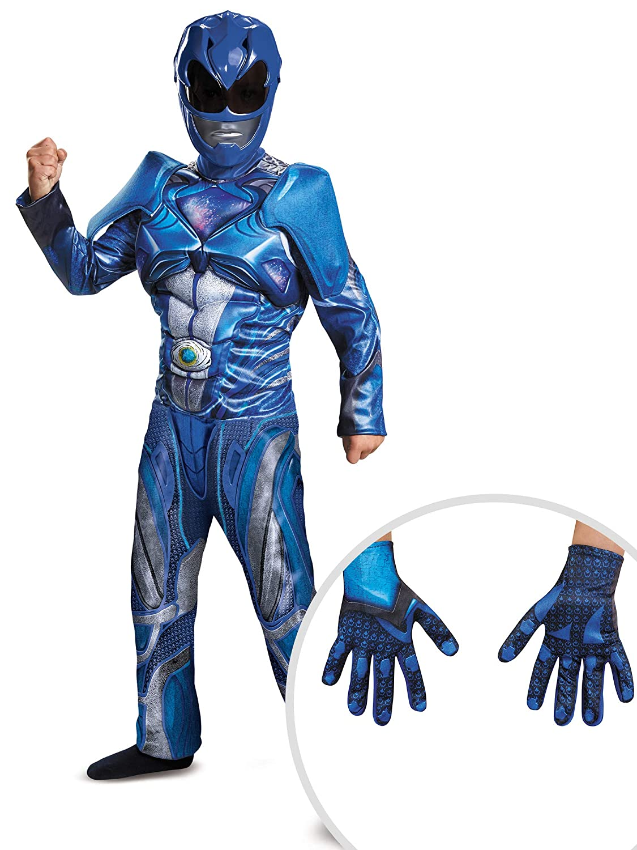 Amazon.com: Power Ranger - Kit de disfraz para niños (talla ...