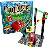 Think Fun Roller Coaster Challenge STEM Toy and Building Game