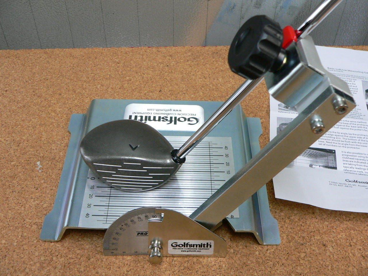 GolfSmith  ロフト&ライ 計測&測定器