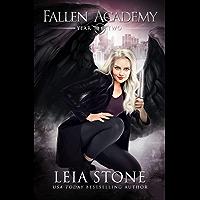 Fallen Academy: Year Two (Fallen Academy  Book 2)