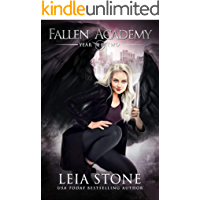 Fallen Academy: Year Two (English Edition)