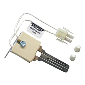 Duralight Furnace Hot Surface Ignitor Direct Replacement For Goodman Amana Janitrol OEM Part B1401018