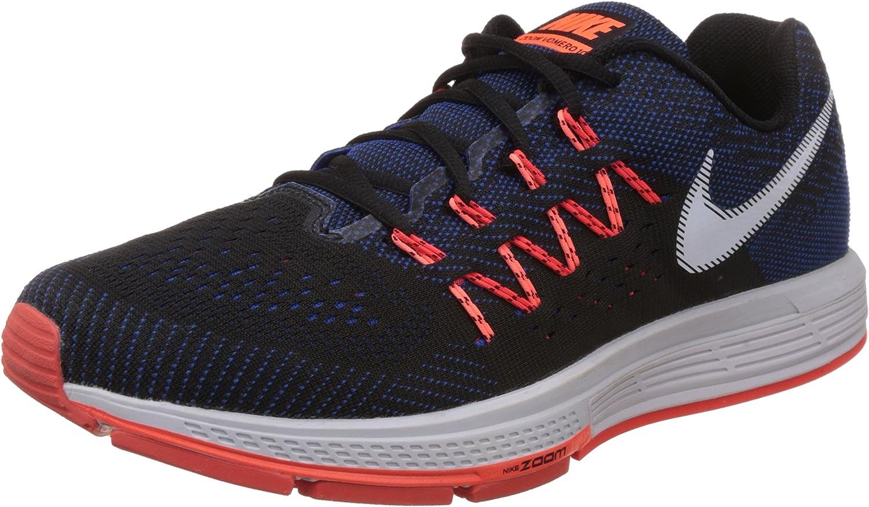 Nike Air Zoom Vomero 10 - Zapatillas de Running Unisex, Color Azul Royal/Blanco/Naranja/Negro, Talla 12: Amazon.es: Zapatos y complementos
