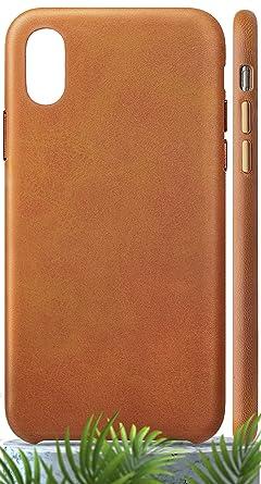 Amazon.com: Lonli - Funda de piel para iPhone X/XS/MAX, xs ...