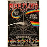 Amazon Price History for:Pink Floyd 1972 Carnegie Hall Poster 24 x 36in