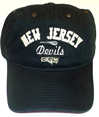 47 New Jersey Devils Movement Clean Up Dad Hat Adjustable Slouch Cap