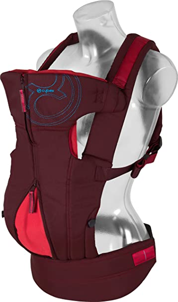 989ac87b432 Amazon.com   Cybex 2.GO Baby Carrier - Chilli Pepper   Child Carrier Front  Packs   Baby