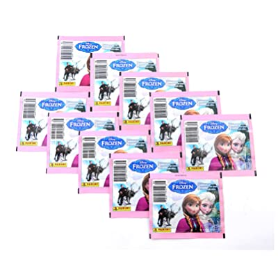 Disney Frozen Sticker Collection 10 Packets: Toys & Games