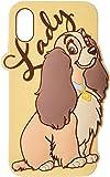 [ヨーイ] [YOOY] Disney ディズニー/シリコン iPhoneX/XS ケース YY-D048 くまの プー さん マリー レディ ダンボ 101匹 わんちゃん ポット 夫人 チップ くん iPhoneX/Xs 対応