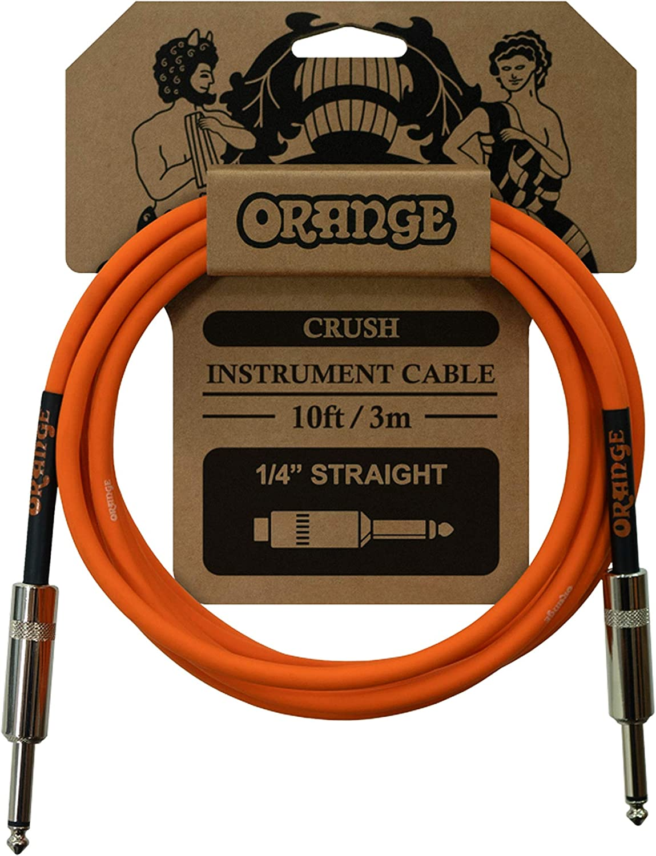ORANGE Crush 3m Instr Straight-Straight: Amazon.es: Electrónica