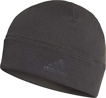 8633d53314c adidas ClimaHeat Running Beanie Hat - Grey  Amazon.co.uk  Sports ...
