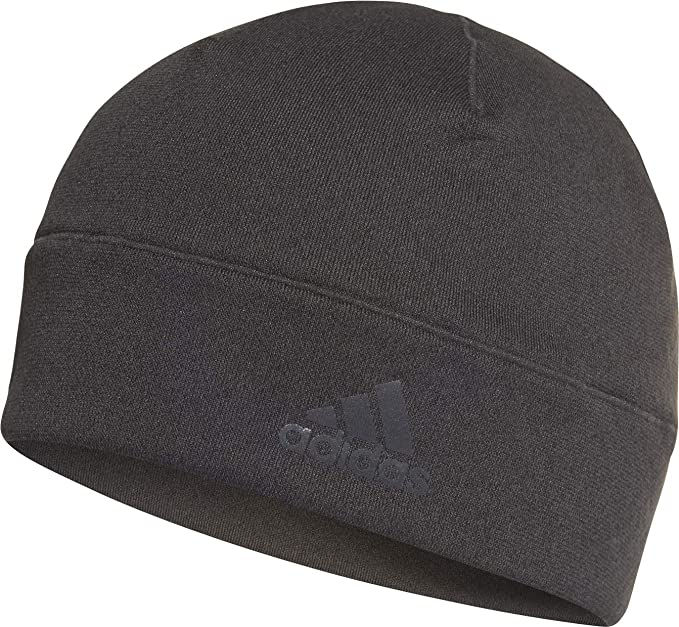 83b752c330b adidas ClimaHeat Running Beanie Hat - Grey  Amazon.co.uk  Sports   Outdoors