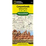 National Geographic Trails Illustrated - Grand Canyon East Map - AZ
