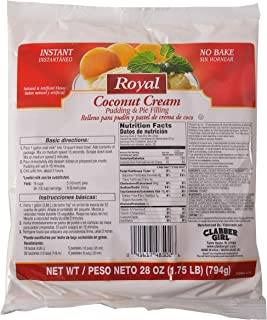 product image for Royal Instant No Bake Pudding and Pie Filling (Coconut Cream, 12 pack)
